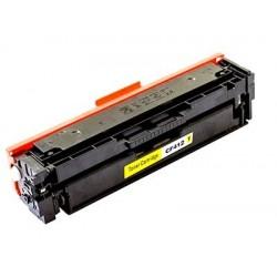 HP CF412X gul lasertoner kompatibel