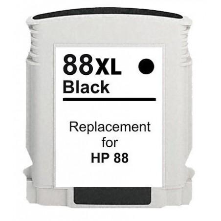 HP 88XL svart bläckpatron kompatibel