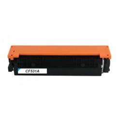 HP CF531 cyan lasertoner kompatibel