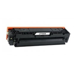 HP CF540X svart lasertoner kompatibel