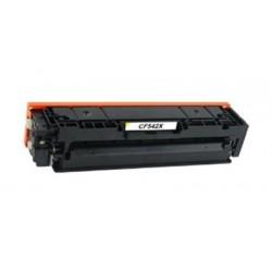 HP CF542X gul lasertoner kompatibel