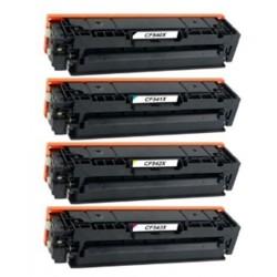 HP CF540X-CF543X lasertoner set kompatibla