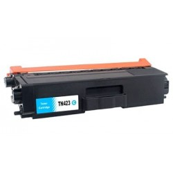 BROTHER TN423 cyan lasertoner kompatibel