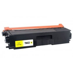 BROTHER TN423 gul lasertoner kompatibel