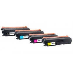 BROTHER TN423 lasertoner set kompatibla