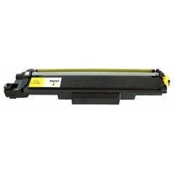 BROTHER TN247 gul lasertoner kompatibel