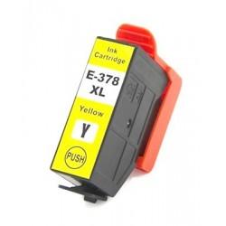 EPSON 378XL gul bläckpatron kompatibel
