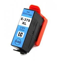 EPSON 378XL ljuscyan bläckpatron kompatibel