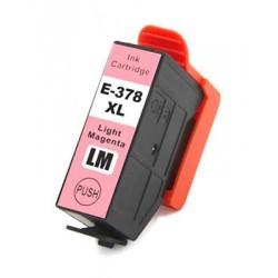 EPSON 378XL ljusmagenta bläckpatron kompatibel