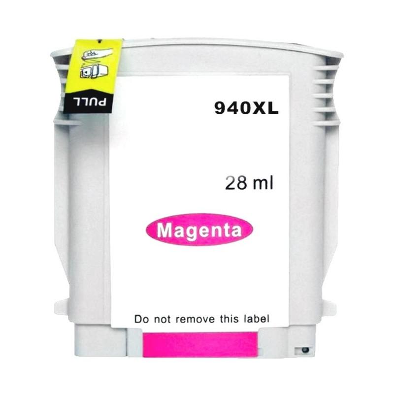 HP 940XL magenta bläckpatron kompatibel