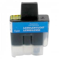 BROTHER LC900 cyan bläckpatron kompatibel