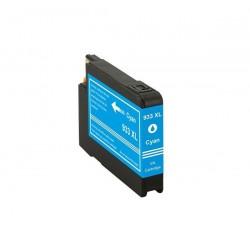 HP 933XL cyan bläckpatron kompatibel