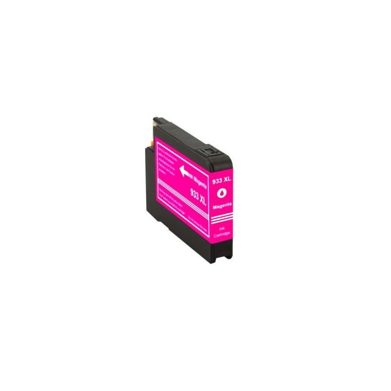 HP 933XL magenta bläckpatron kompatibel