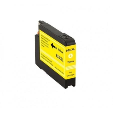 HP 933XL gul bläckpatron kompatibel