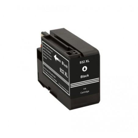HP 932XL svart bläckpatron kompatibel