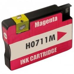 HP 711XL magenta bläckpatron kompatibel