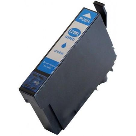 EPSON 29XL cyan bläckpatron kompatibel