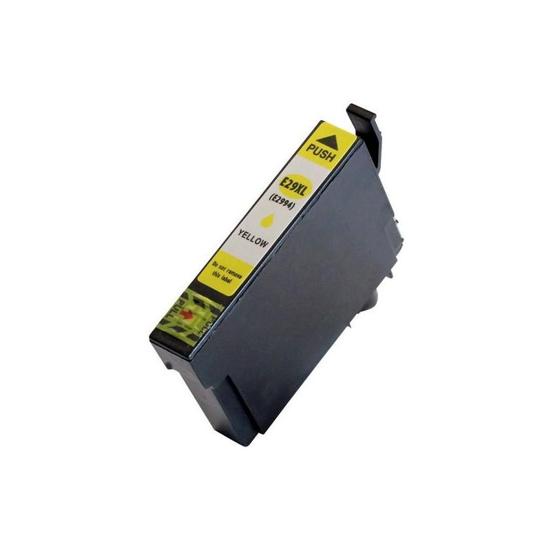 EPSON 29XL gul bläckpatron kompatibel