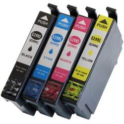 EPSON 29XL 4-pack bläckpatroner multipack kompatibla