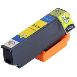 EPSON 24XL gul bläckpatron kompatibel