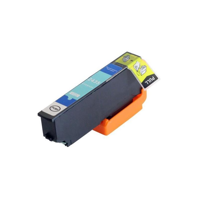EPSON 24XL ljuscyan bläckpatron kompatibel