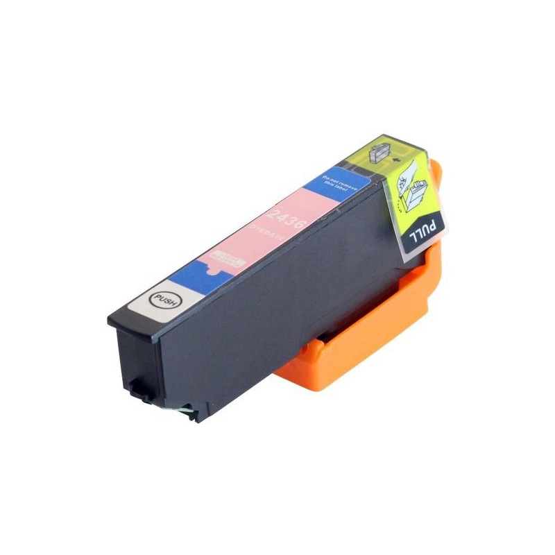 EPSON 24XL ljusmagenta bläckpatron kompatibel