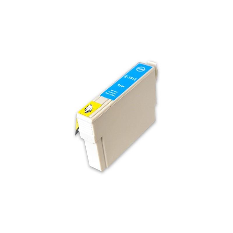 EPSON 18XL cyan bläckpatron kompatibel