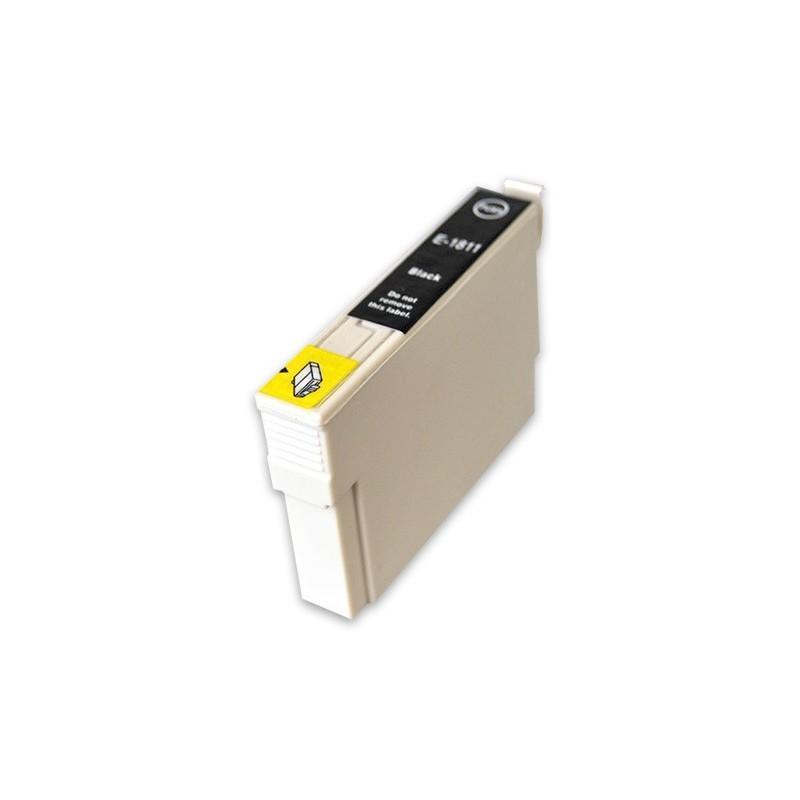 EPSON 18XL svart bläckpatron kompatibel