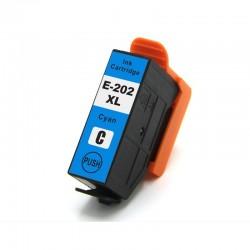 EPSON 202XL cyan bläckpatron kompatibel