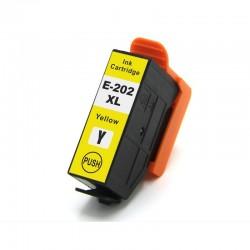 EPSON 202XL gul bläckpatron kompatibel