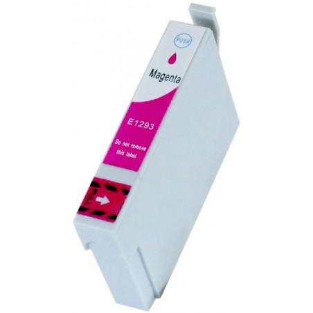 EPSON T1293 magenta bläckpatron kompatibel