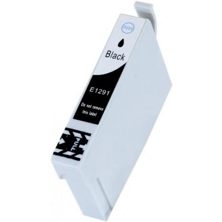 EPSON T1291 svart bläckpatron kompatibel