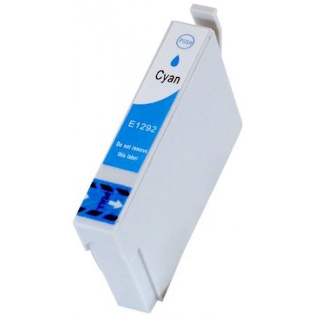 EPSON T1292 cyan bläckpatron kompatibel