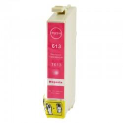 EPSON T0613 magenta bläckpatron kompatibel